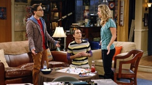 The Big Bang Theory 03x07 : The Guitarist Amplification- Seriesaddict